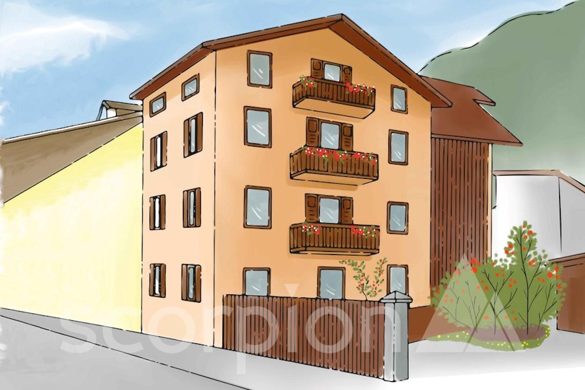 Predazzo <br/> Appartamento privo di barriere architettoniche